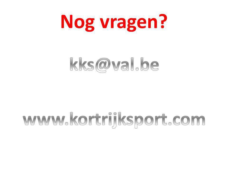 kks@val.be www.kortrijksport.com