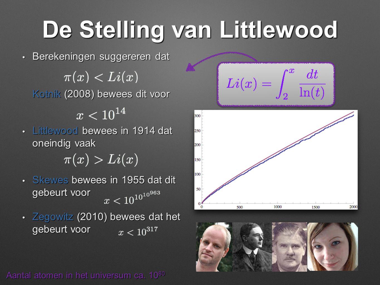 De Stelling van Littlewood