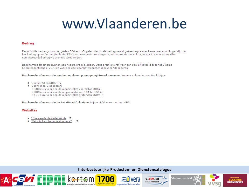 www.Vlaanderen.be