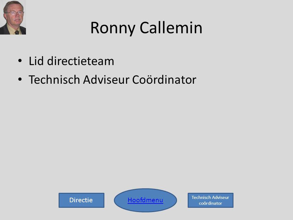 Technisch Adviseur coördinator