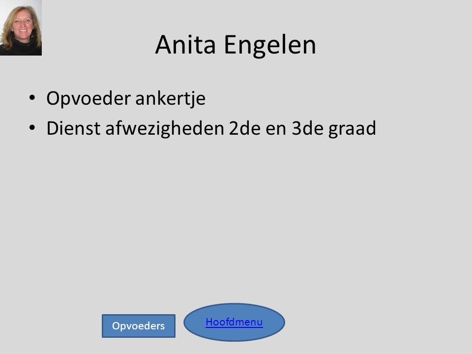 Anita Engelen Opvoeder ankertje Dienst afwezigheden 2de en 3de graad