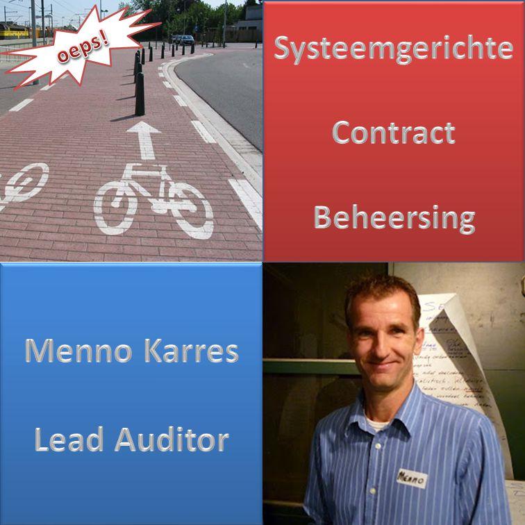 Menno Karres Lead Auditor