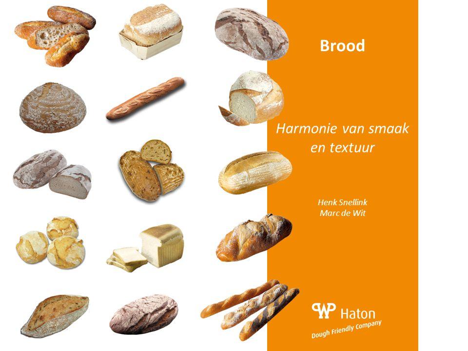 Harmonie van smaak en textuur
