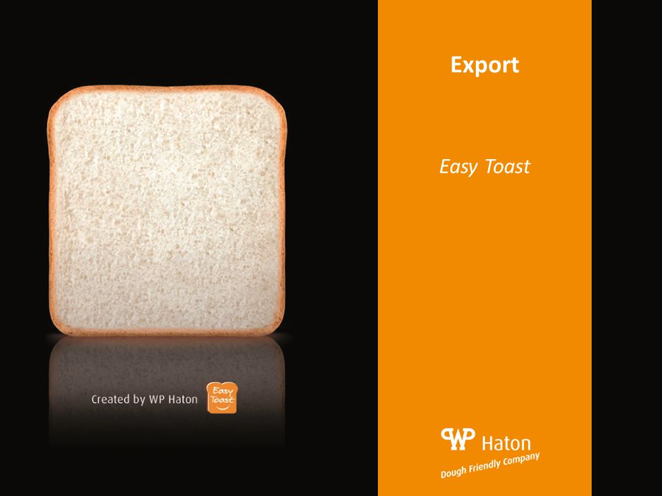 Export Easy Toast