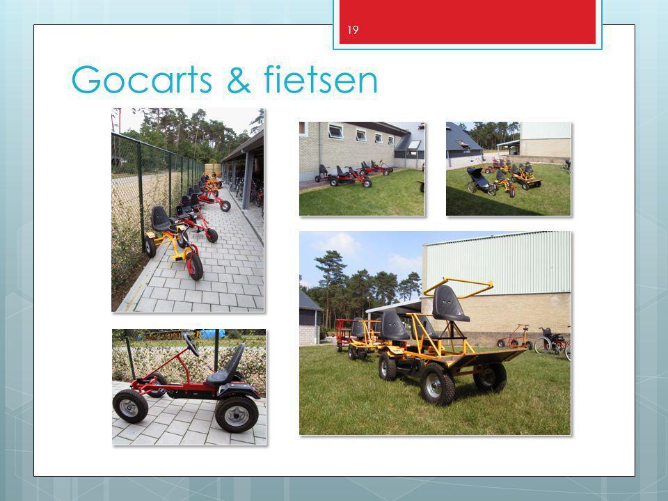 Gocarts & fietsen