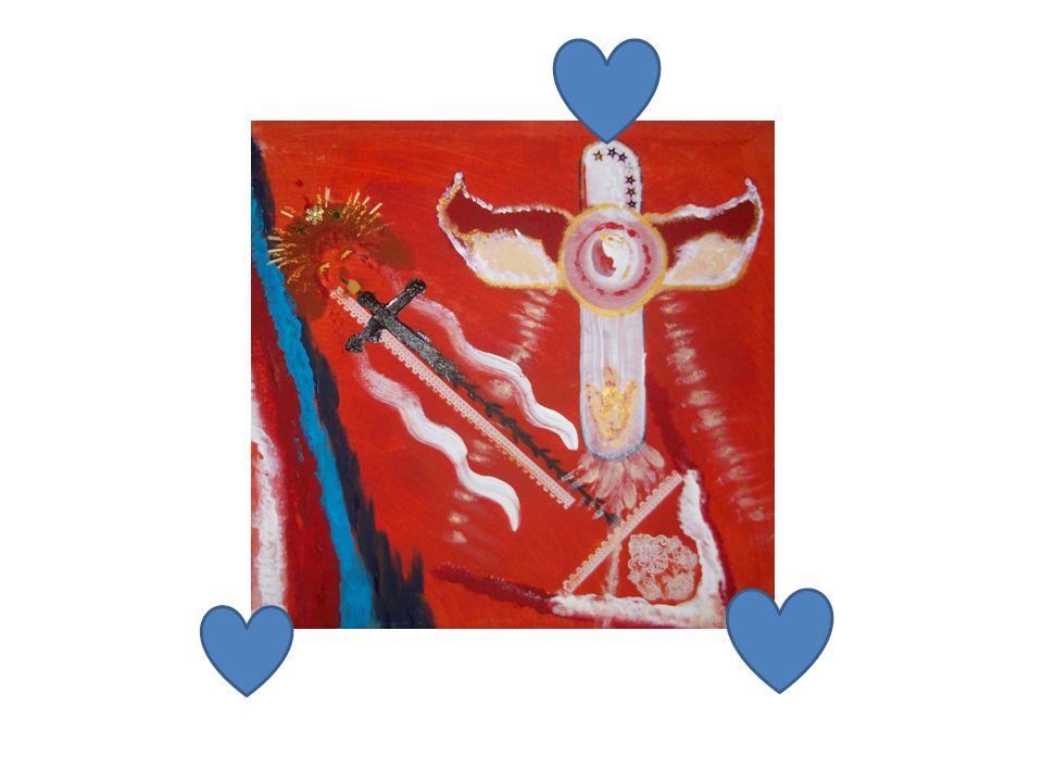 Moeder,zoon,help,drama,opstijging ten hemel allemaal tegelijk, uitstorting heilige geest