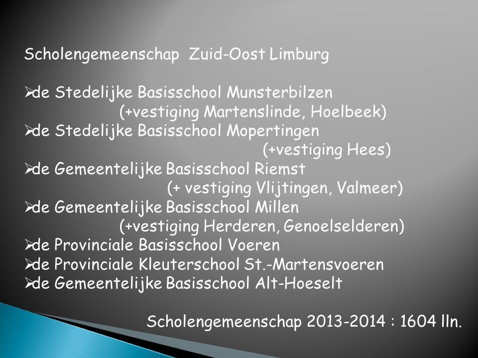 Scholengemeenschap Zuid-Oost Limburg