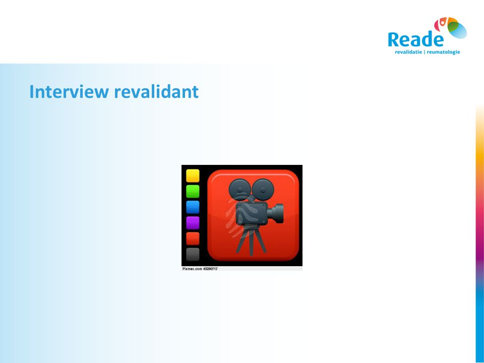 Interview revalidant