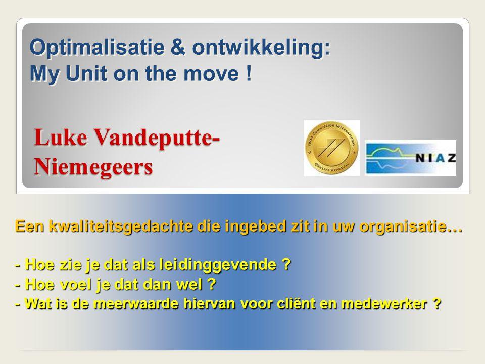 Luke Vandeputte-Niemegeers