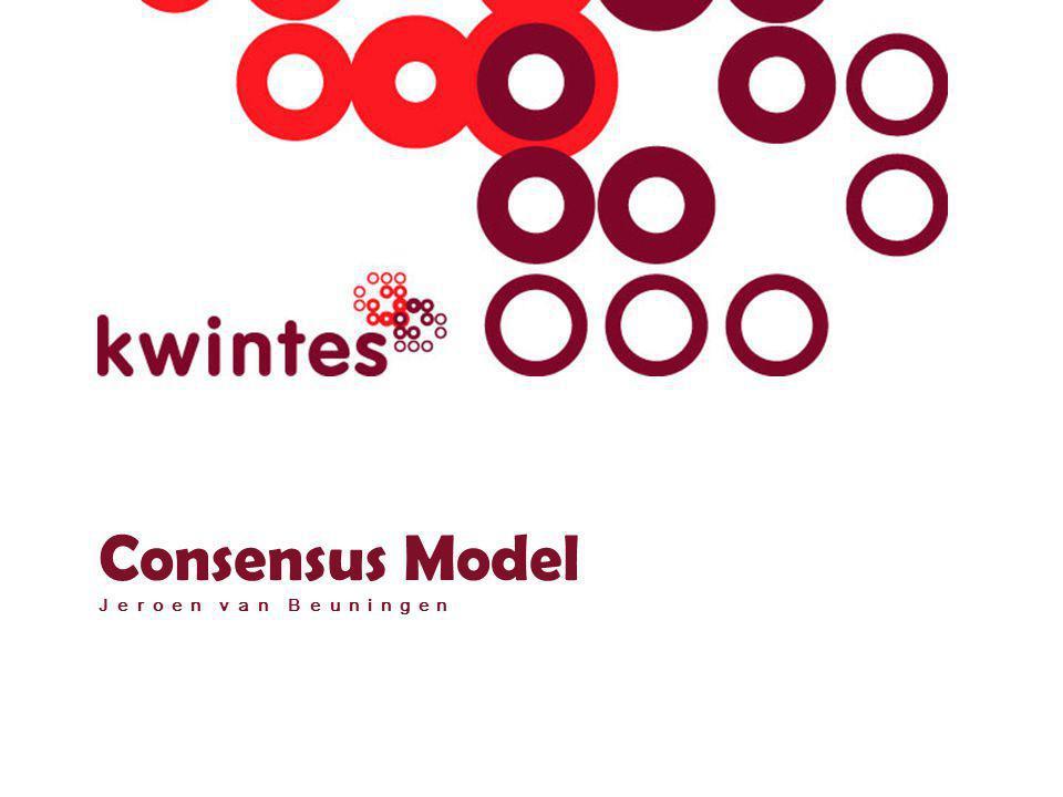 Consensus Model Jeroen van Beuningen