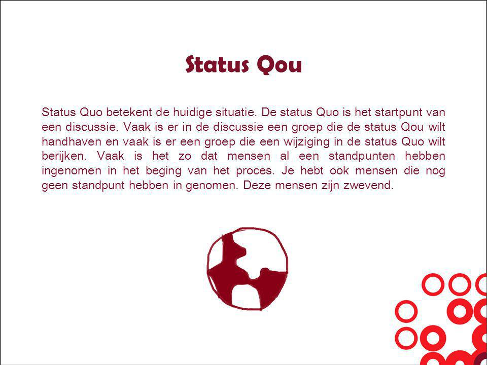 Status Qou