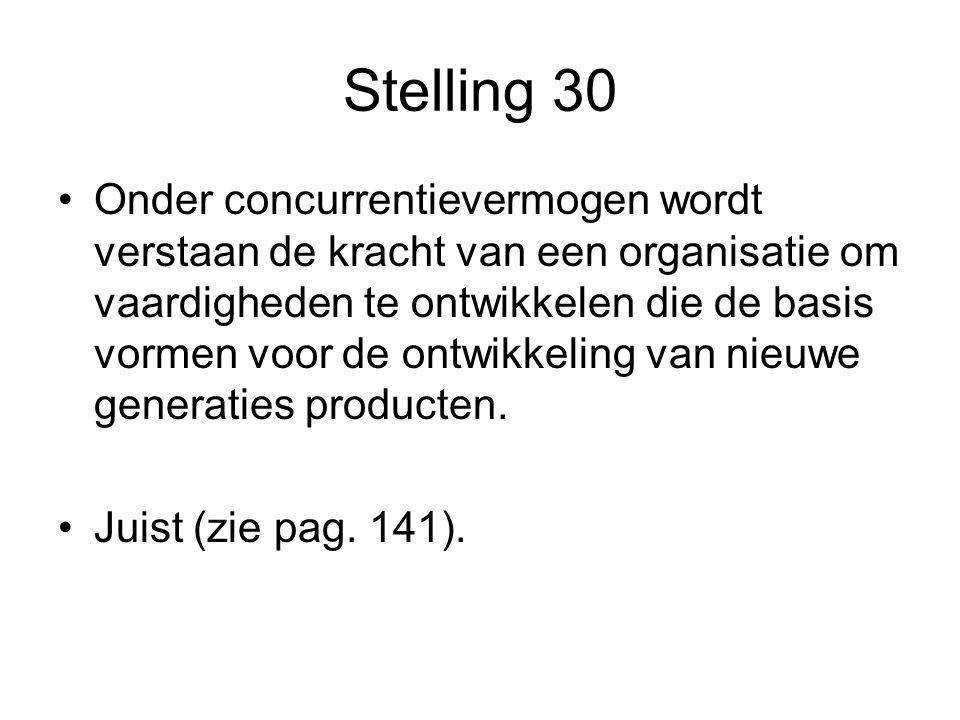 Stelling 30