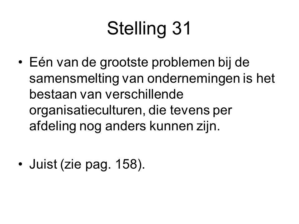 Stelling 31