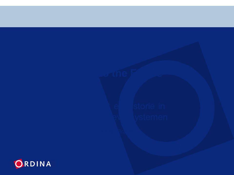 Flexibiliteit en historie in administratieve systemen Hugo Brand