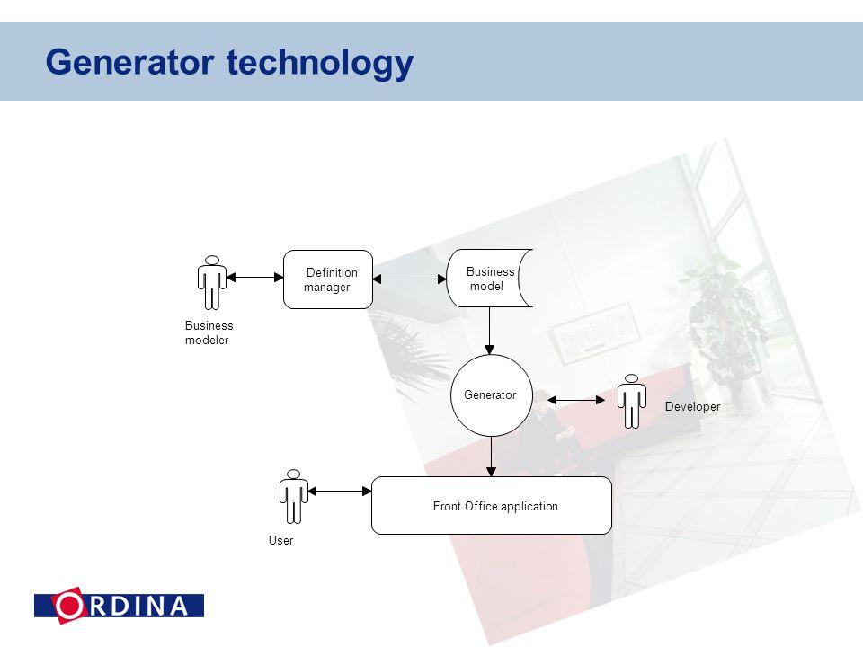 Generator technology Uitleg plaatje: