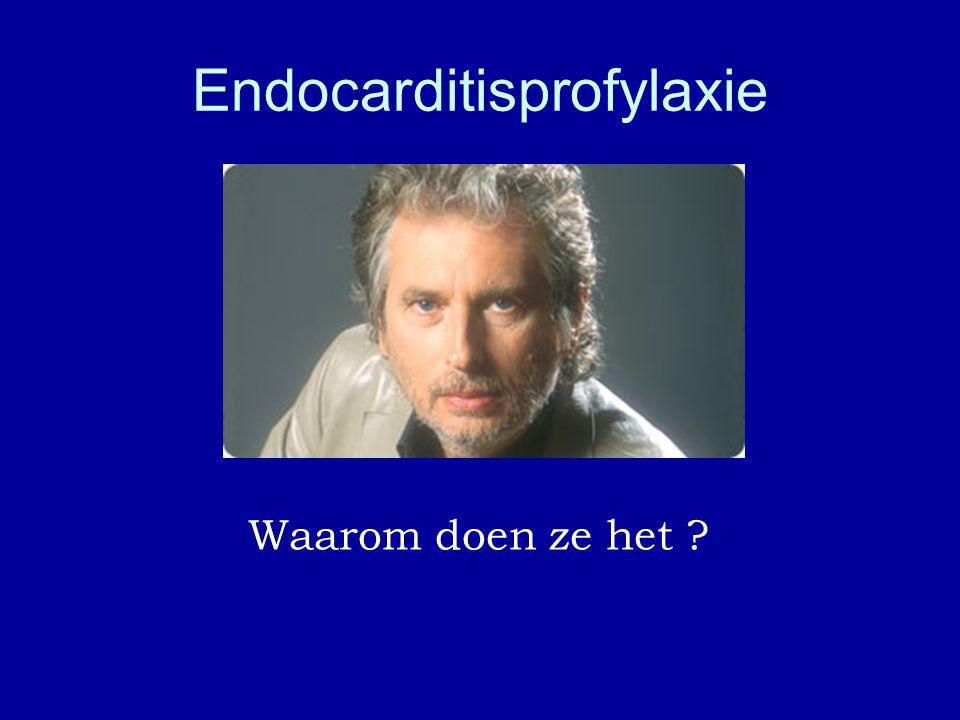 Endocarditisprofylaxie