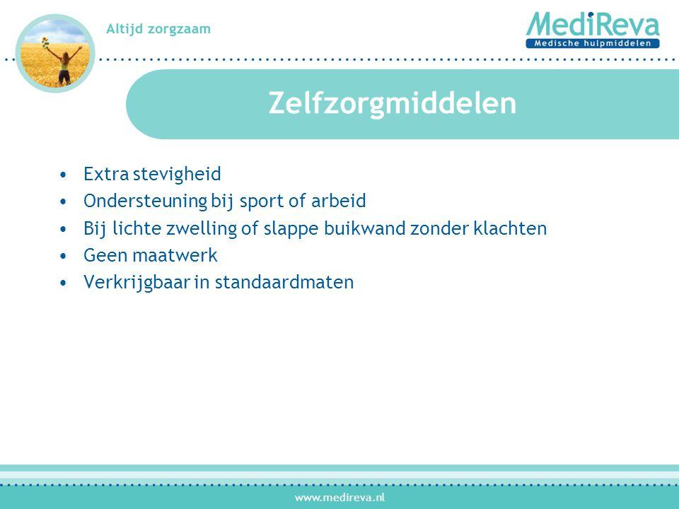 Zelfzorgmiddelen Extra stevigheid Ondersteuning bij sport of arbeid