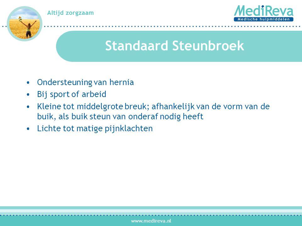 Standaard Steunbroek Ondersteuning van hernia Bij sport of arbeid