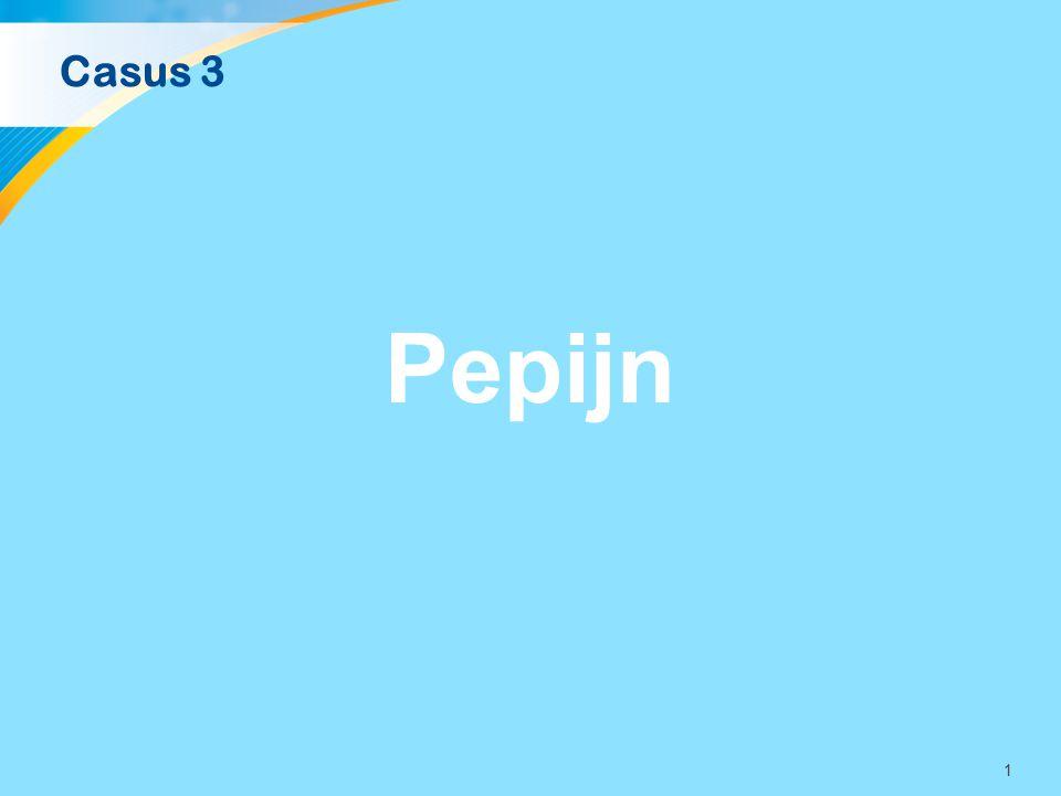 Casus 3 Pepijn
