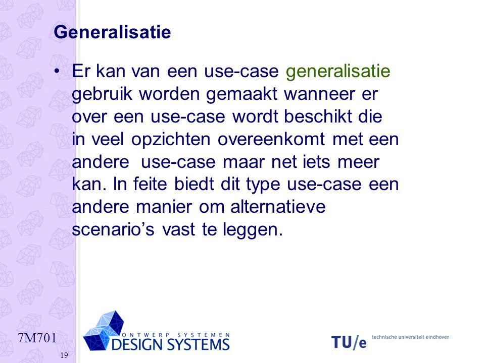 Generalisatie