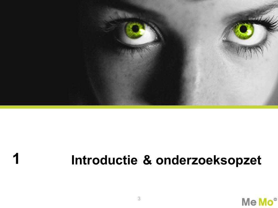 1 Introductie & onderzoeksopzet