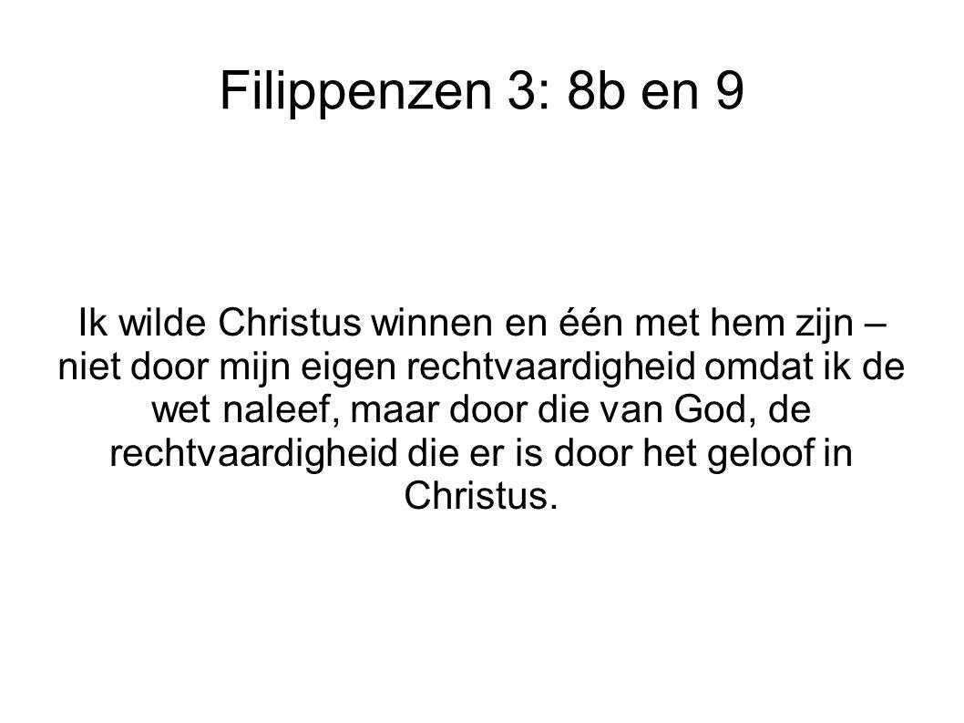 Filippenzen 3: 8b en 9