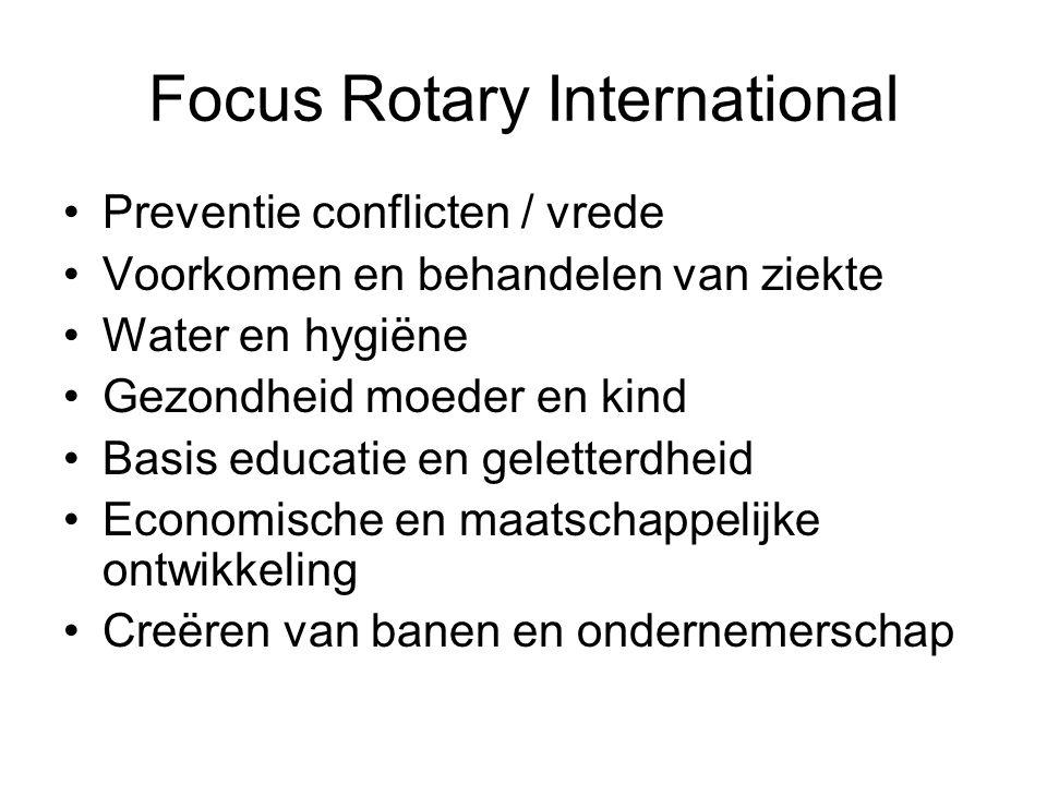 Focus Rotary International