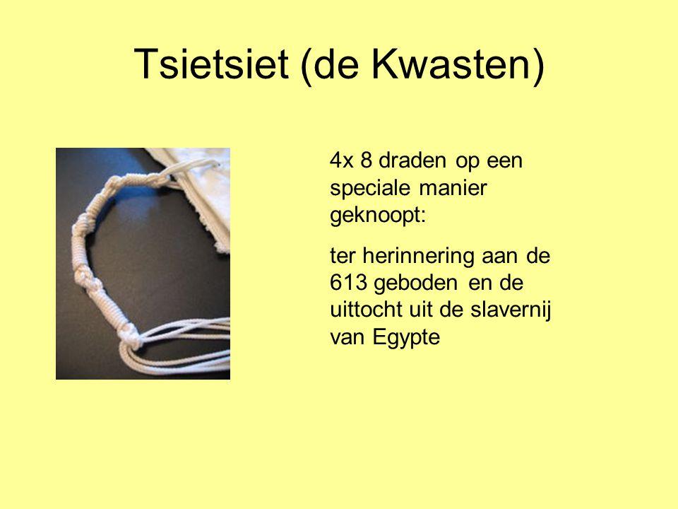 Tsietsiet (de Kwasten)