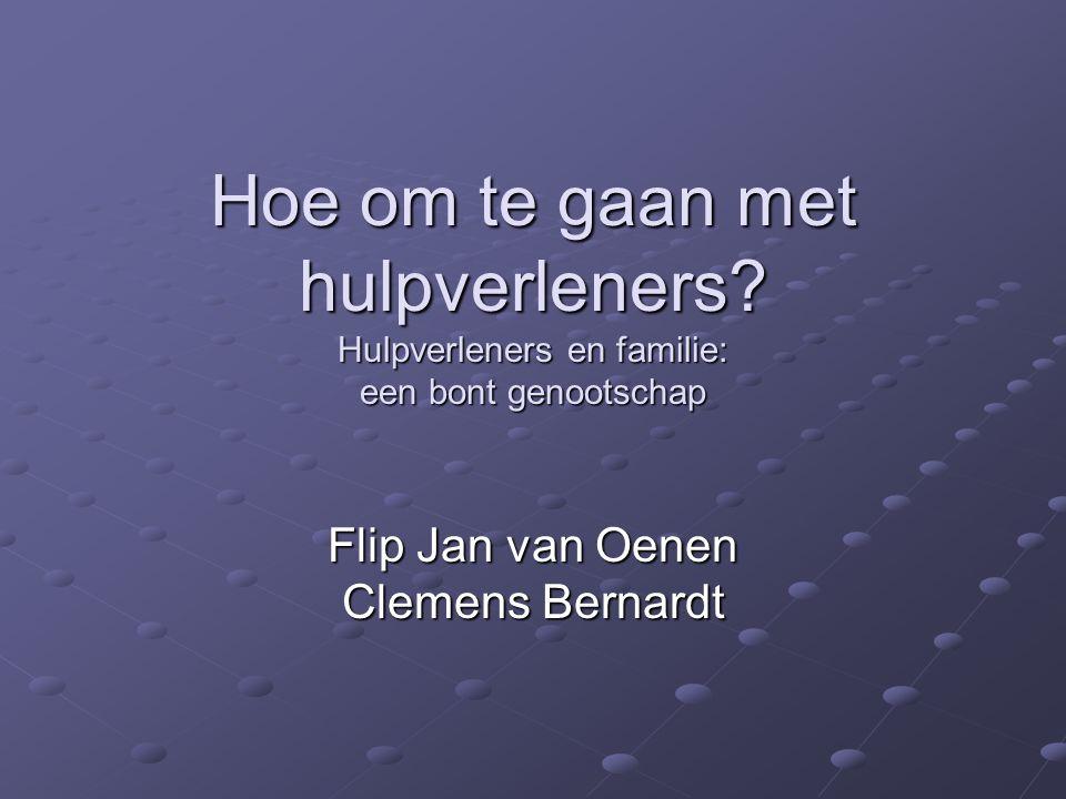 Flip Jan van Oenen Clemens Bernardt