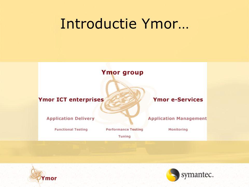 Introductie Ymor…