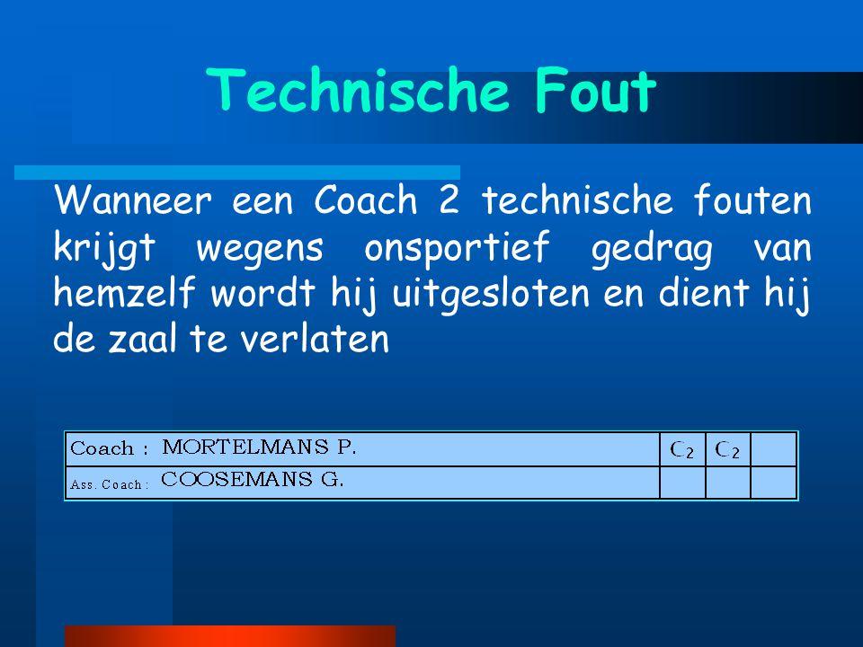 Technische Fout