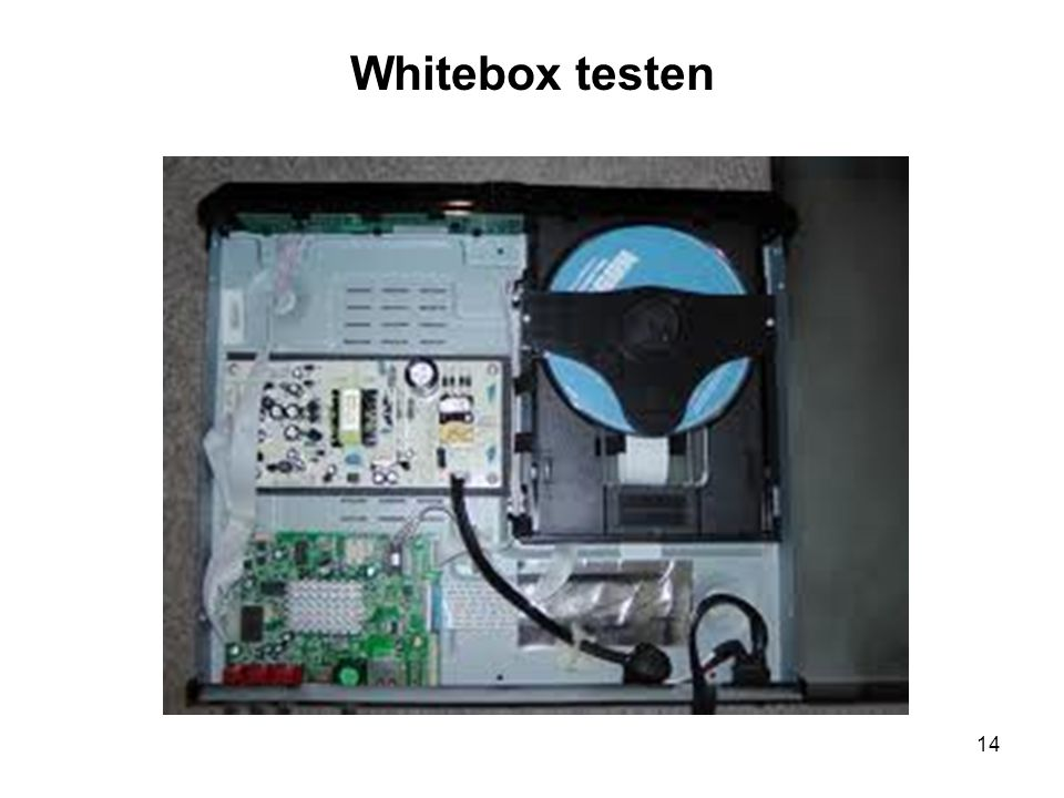 Whitebox testen