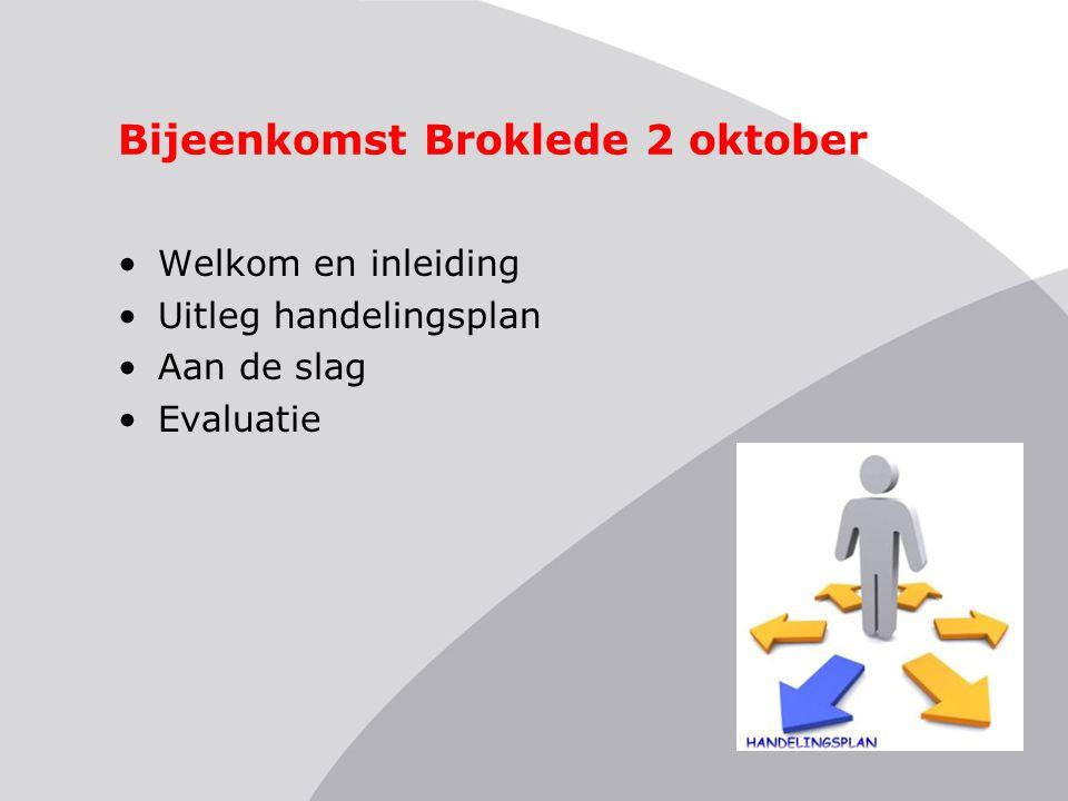 Bijeenkomst Broklede 2 oktober