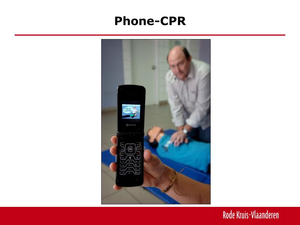 Phone-CPR