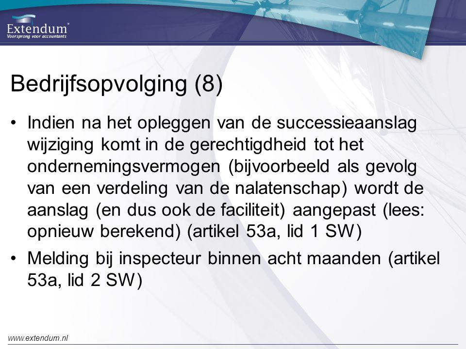 Bedrijfsopvolging (8)