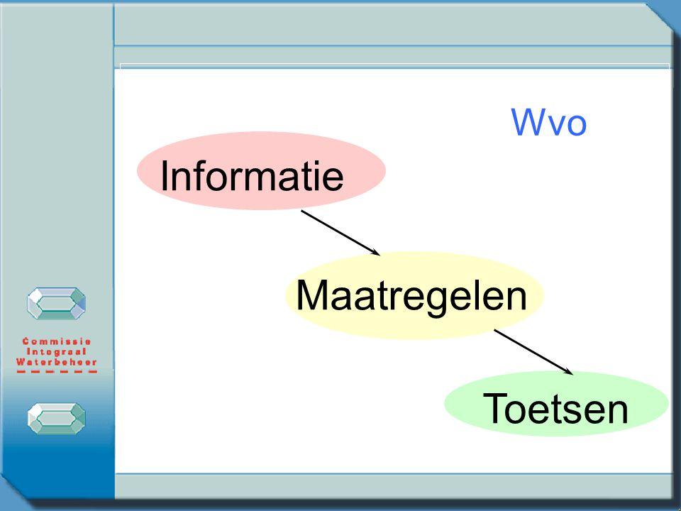 Wvo Informatie Maatregelen Toetsen