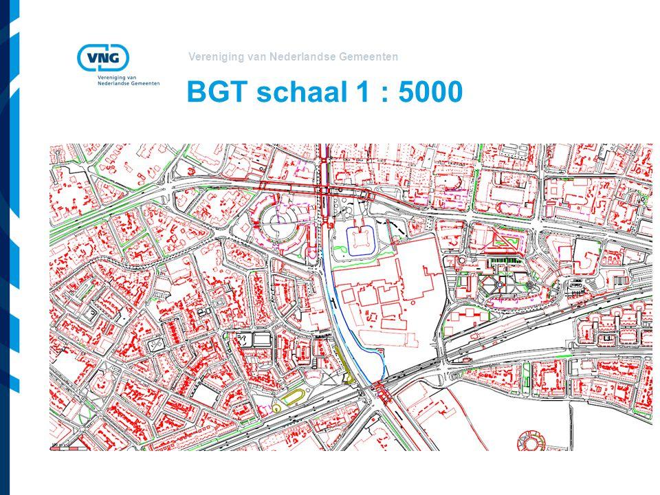 BGT schaal 1 : 5000