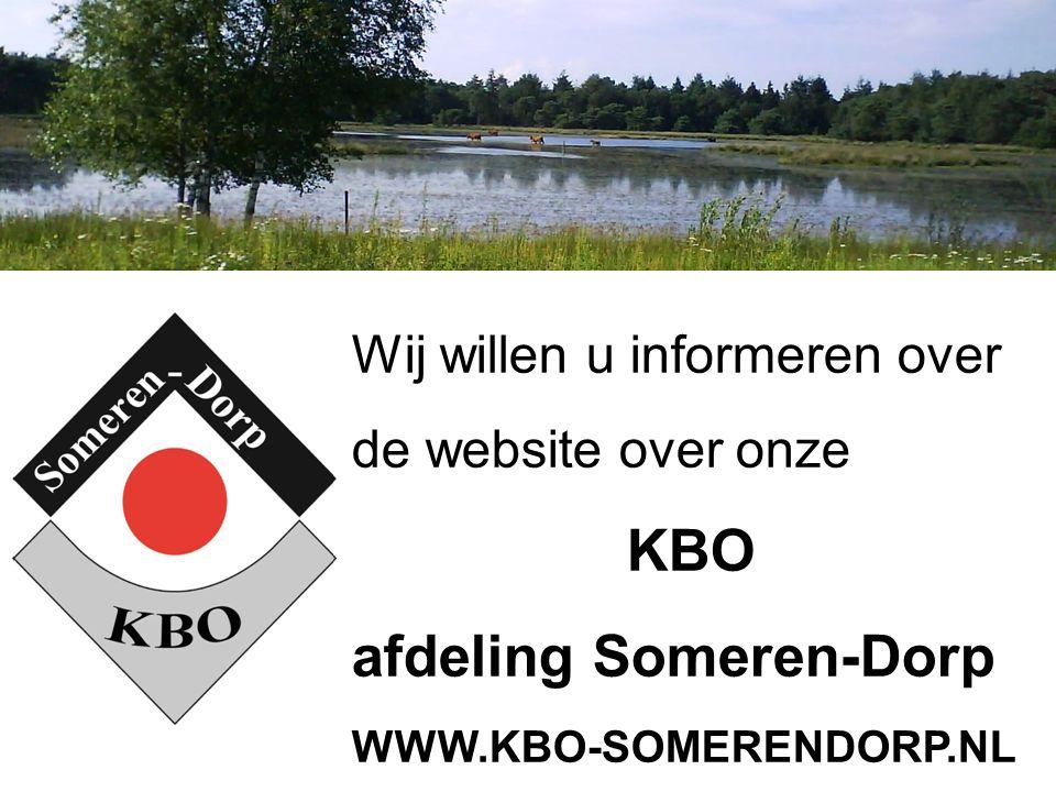 afdeling Someren-Dorp