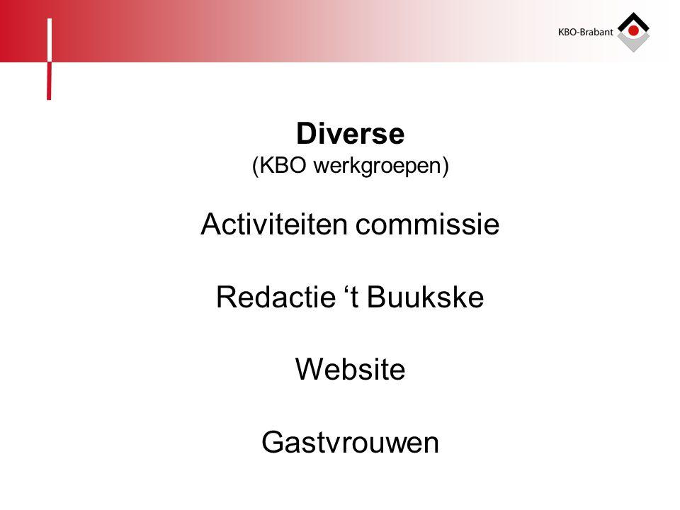 Activiteiten commissie