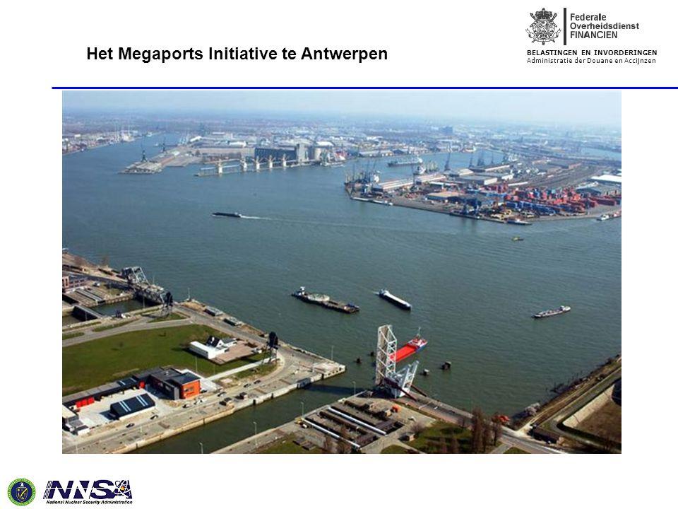 Het Megaports Initiative te Antwerpen