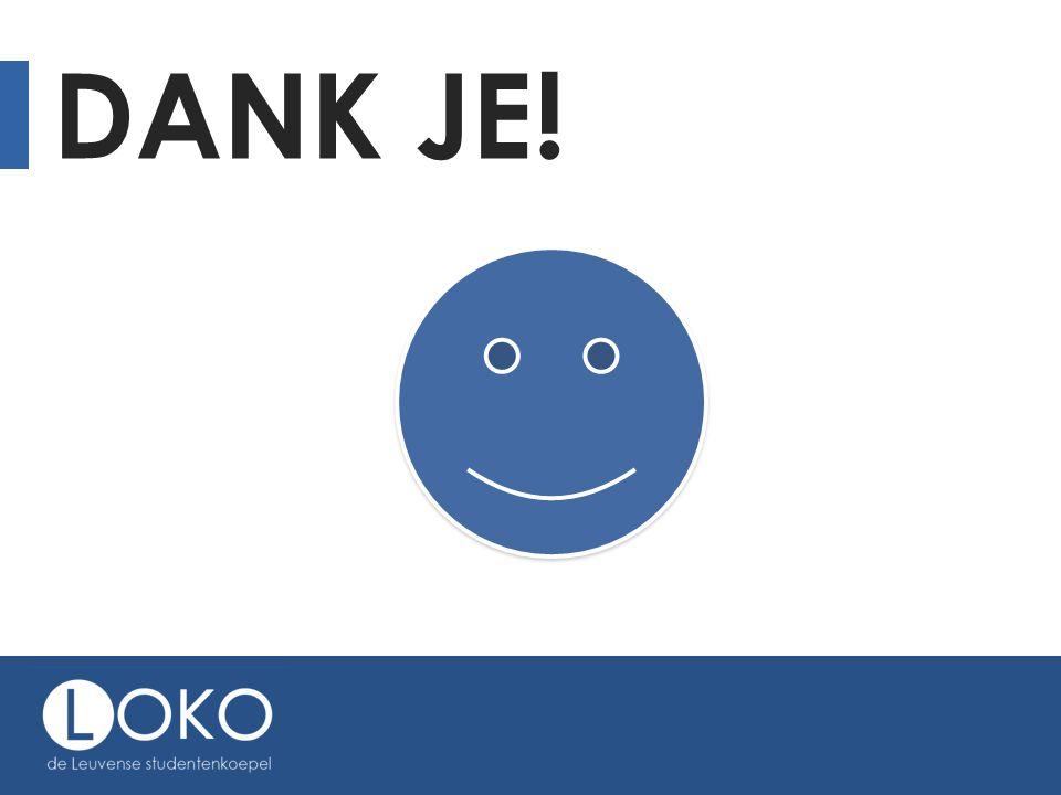 Dank Je!
