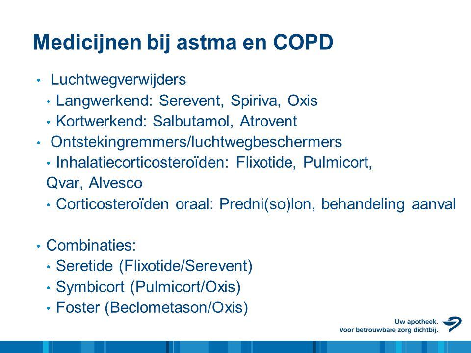 schimmelinfectie in de longen