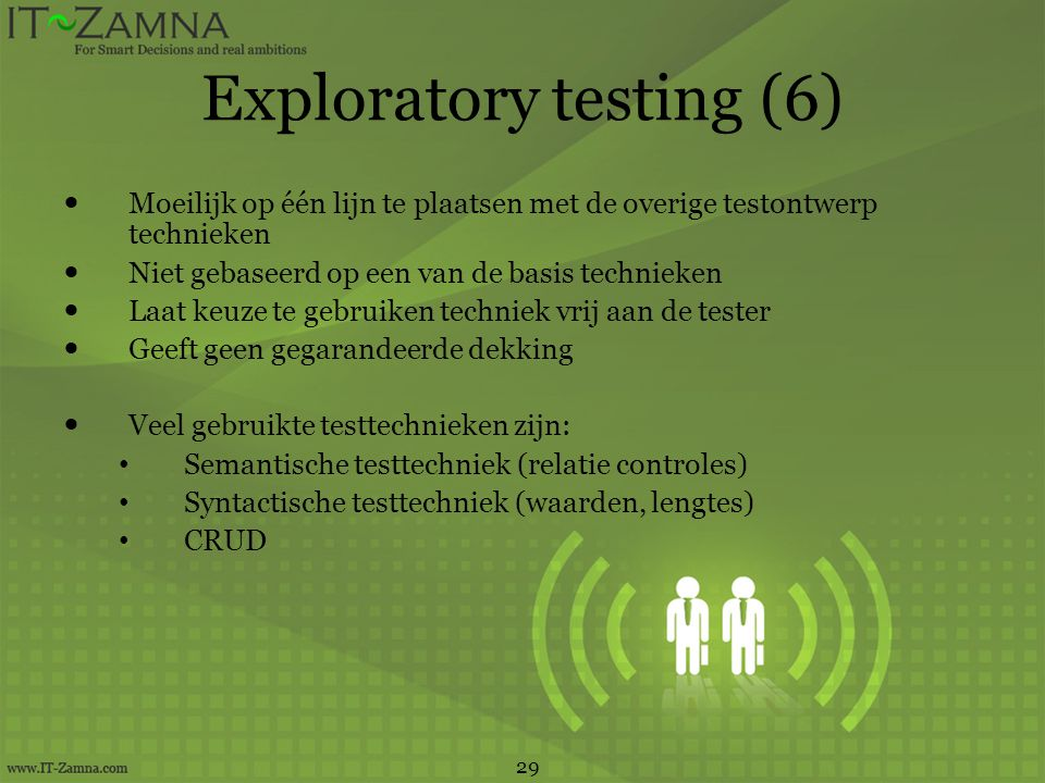 Exploratory testing (6)