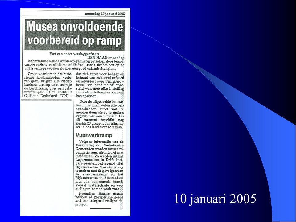 10 januari 2005
