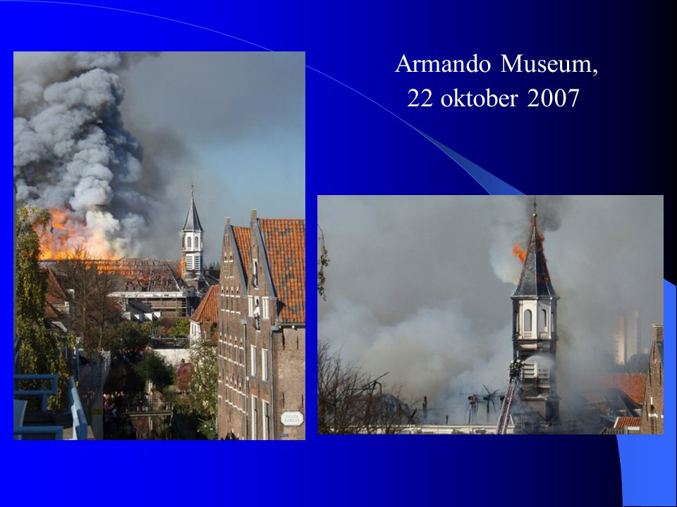 Armando Museum, 22 oktober 2007