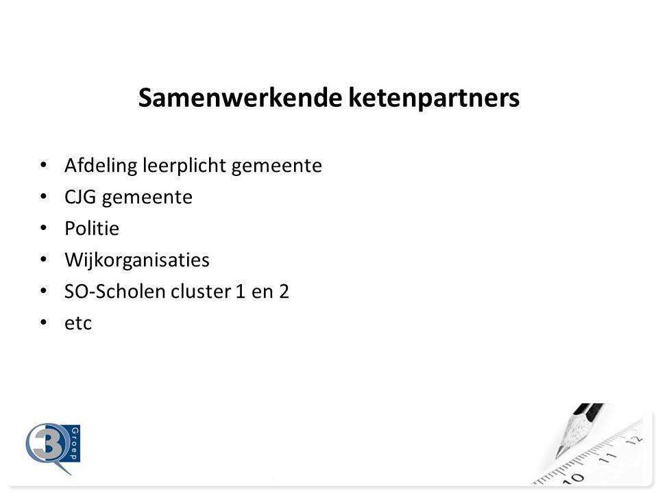 Samenwerkende ketenpartners