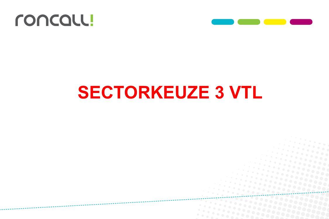 VTL SECTORKEUZE 3 VTL