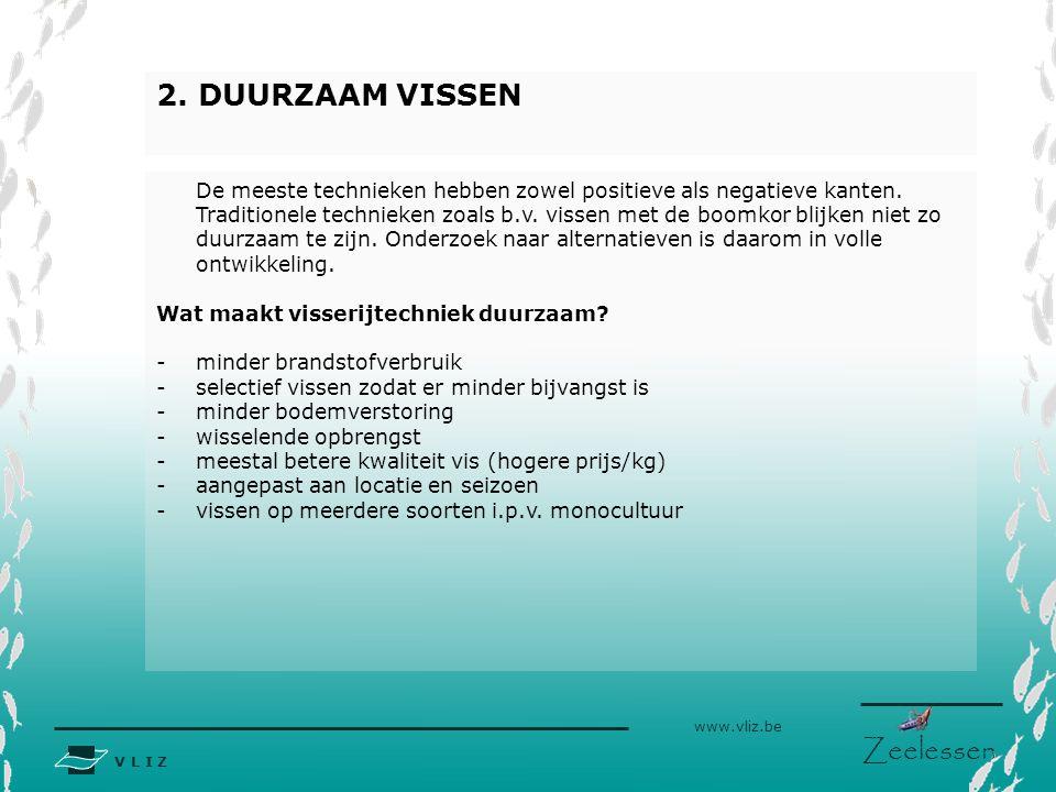 2. DUURZAAM VISSEN