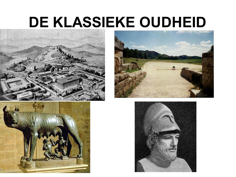 DE KLASSIEKE OUDHEID