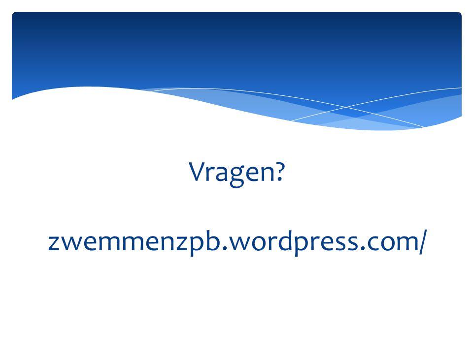 Vragen zwemmenzpb.wordpress.com/